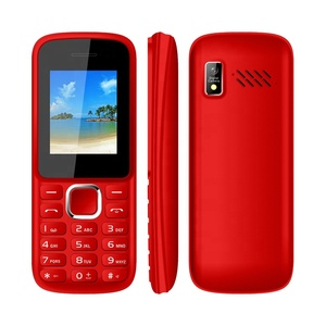 ECON G13 Wireless FM Radio Vibration Feature Phone Cheapest Basic Bar Phone 1.77