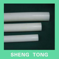 UHMW 100% HDPE 25mm ivory color HDPE rod manufacture