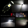 New Product Switchback LED Bulbs Extremely Lamp 3030 14SMD 7443 W215W Car Brake Tail Light T20 base Bright White PA
