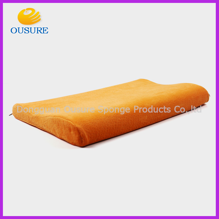 Customized Cervical Vertebra massage pillow Memory Foam Pillow
