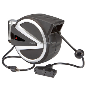 220V power cord reel/extension power cord reel