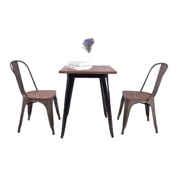 Retro Chairs For Restaurant Dining Low Price Metal Dining Chair Antique