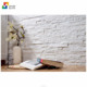 Pure white slate tiles culture stone exterior wall designs tiles stone