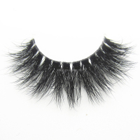 wholesale 100% real siberian mink fur 3d mink lashes mink eyelashes