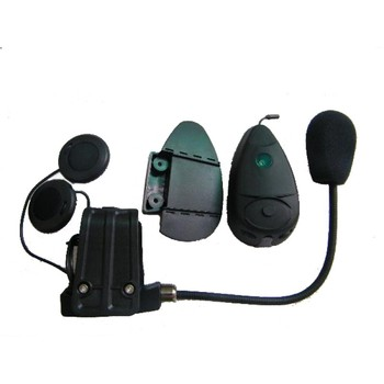 Motorcycle Helmet Bluetooth headsets Bike To Bike Intercom Talk with FM Radio