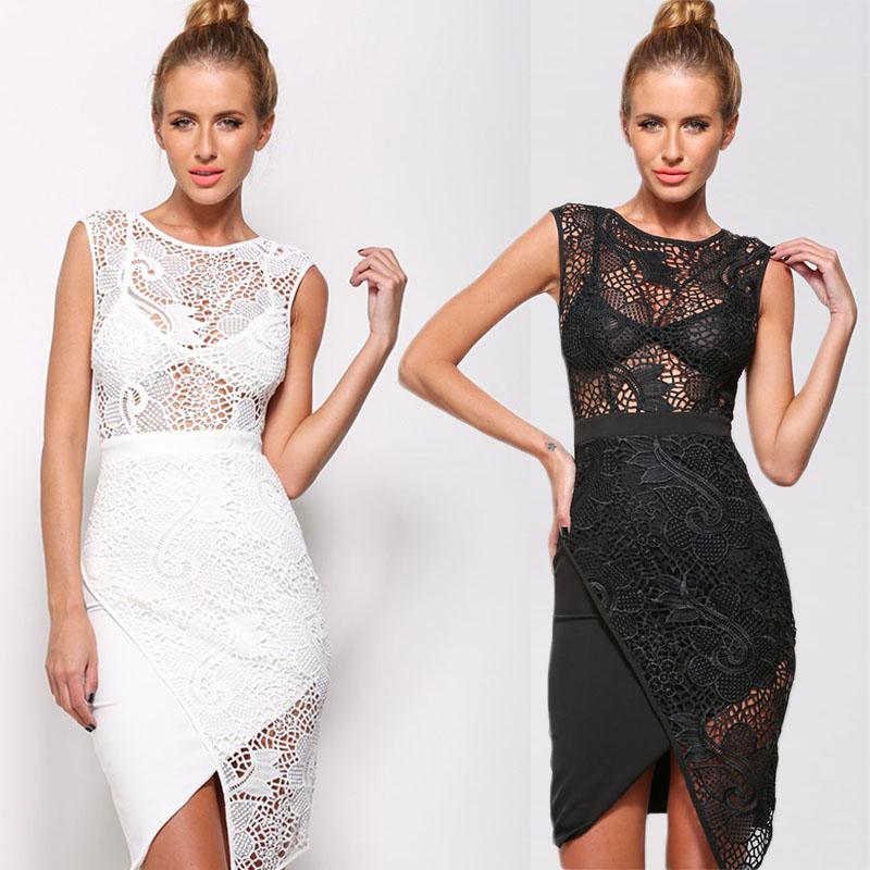 Cheap Long Black Dress With Split Uk Find Long Black Dress With
