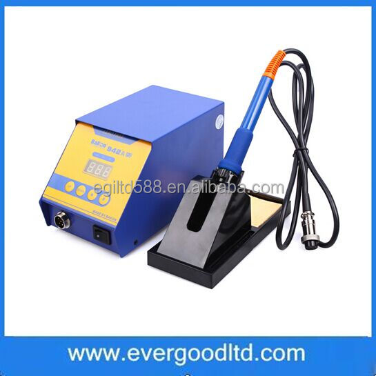BK942A Lead Free Soldering Station Digital Display Temperature Controlled Electric Solder Iron Station