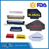 High quality 3D Silicone rubber patch for Bag, garment, shoes, silicone label