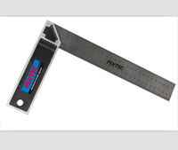 FIXTEC Aluminum L-Type Square ruler