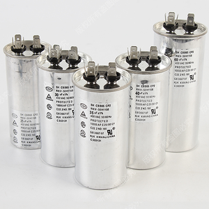Super capacitor/ lg ac capacitor price /price list of capacitor or run capacitor for air conditioning compressor