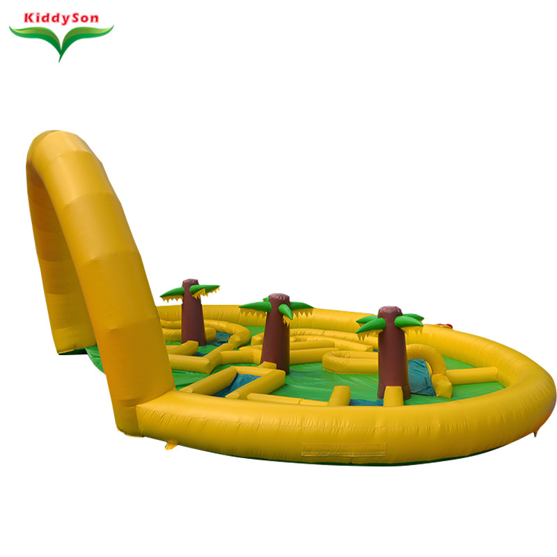 inflatable maze for kids Products Children Game inflatable bouncer , castle maze
