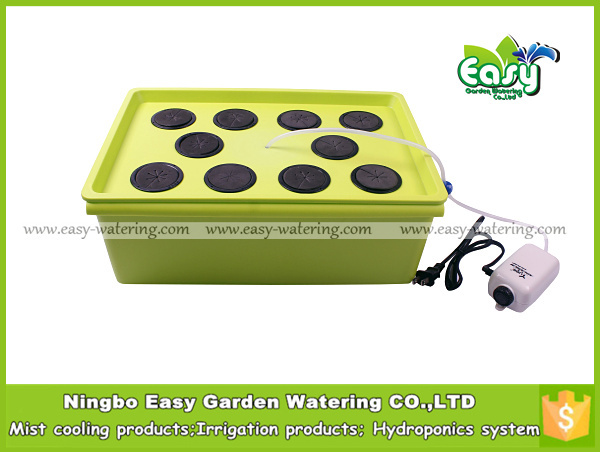 Hydroponics System Nft With 54pcs Of Net Cup Nutrient