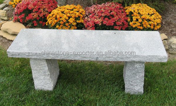 Garden Bench Design Stone Product Chinese Garden Decoration Of Stone