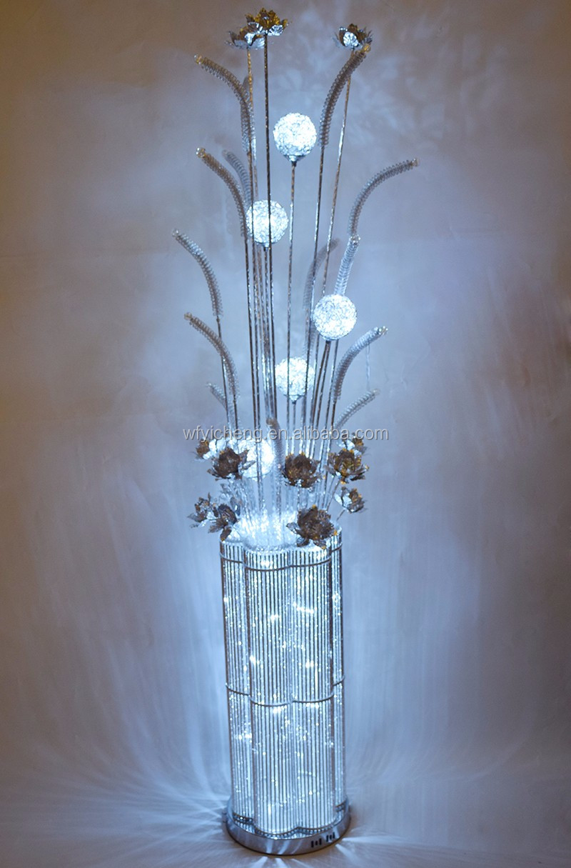 Hot selling cheap modern vase floor lamps for living room for Cheap contemporary floor lamps
