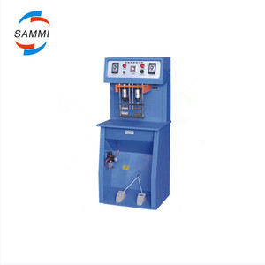 manual plastic tube sealing machine semi auto soft tube sealer + pressing date