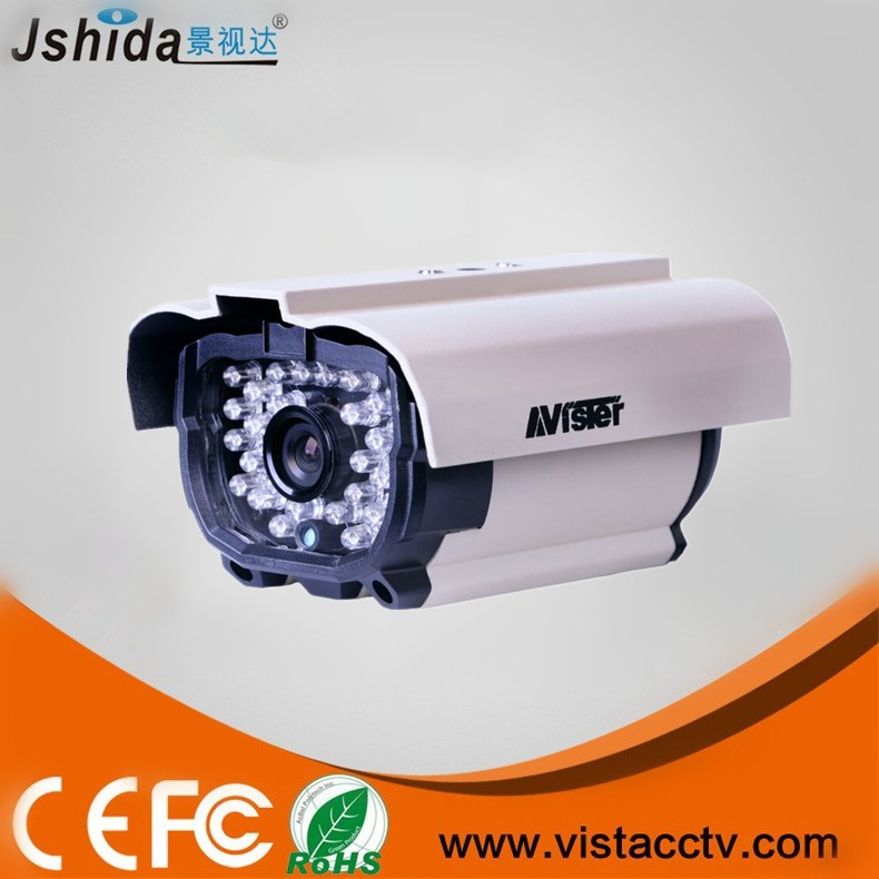 "Private Model 650TVL 1/3"" Sony EXview 30pcs IR LED MINI Outdoor Waterproof / Weatherproof Bullet Security Camera CCTV Camera"