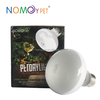 Nomoypet Uva Pet Day Light Reptiles Heat Lamp 25w 40w 50w 75w