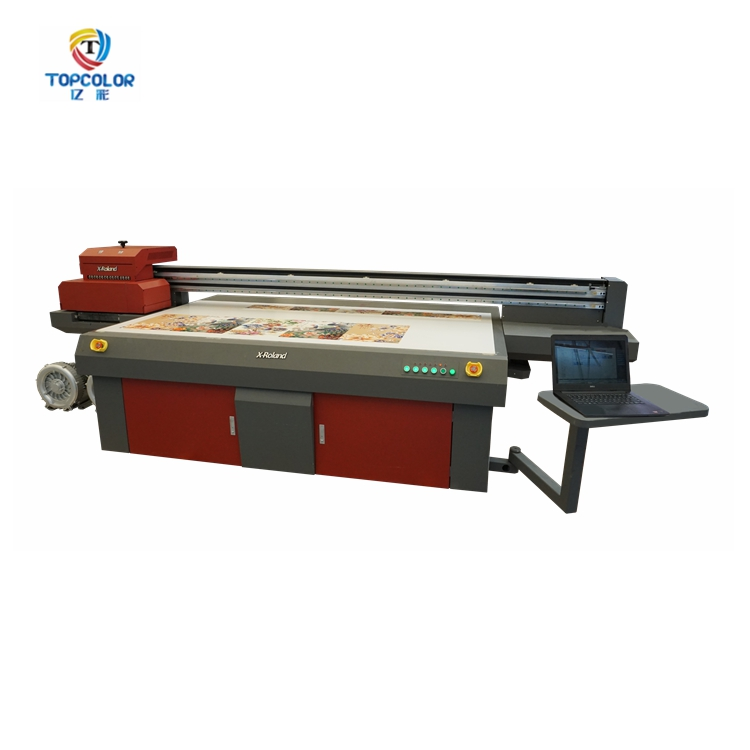Guangzhou factory TOPCOLOR High speed 6feet CMYK dx5 dx7 5113 heads all in one industrial sublimation printing machine