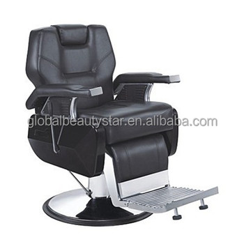 Beautystar Hair Salon Furniture Portable Barber Chair Chb
