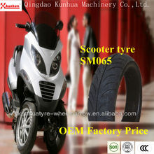 SM065 100/60-12 TYRE SCOOTER TIRE VENDOR