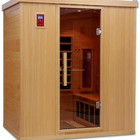 sauna china sauna rooms 4 person hemlock red cedar wooden canada