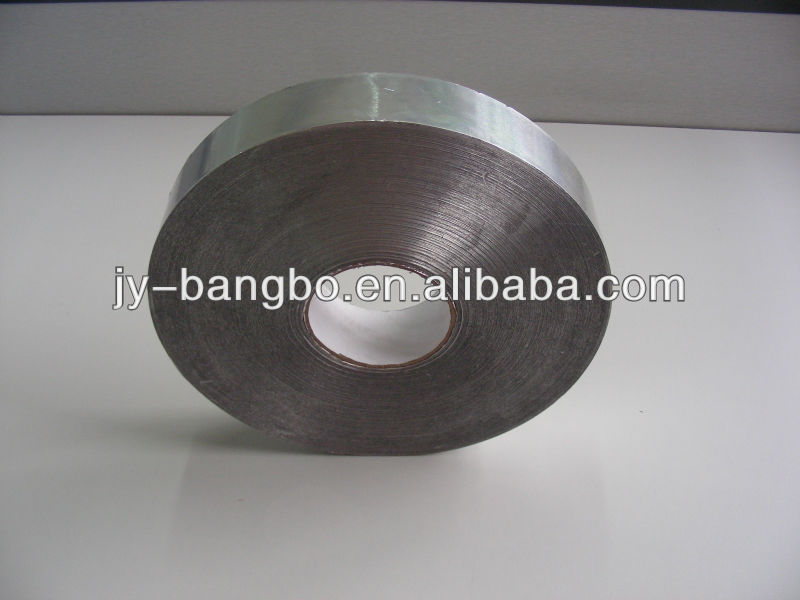 high peed  adhesive backed aluminum foil