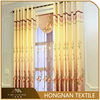 Made in China polyester european style embroidery curtain design for living room