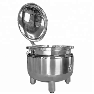 stainless steel industrial food grade pressure cooker for for Bean Meat Bone Soup