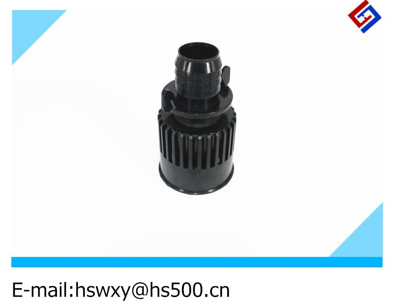 Plastic joint for connecting drainpipe fitting ofaquarium for Connecting fish tanks