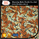 TC 65/35 orange camouflage fabric for military