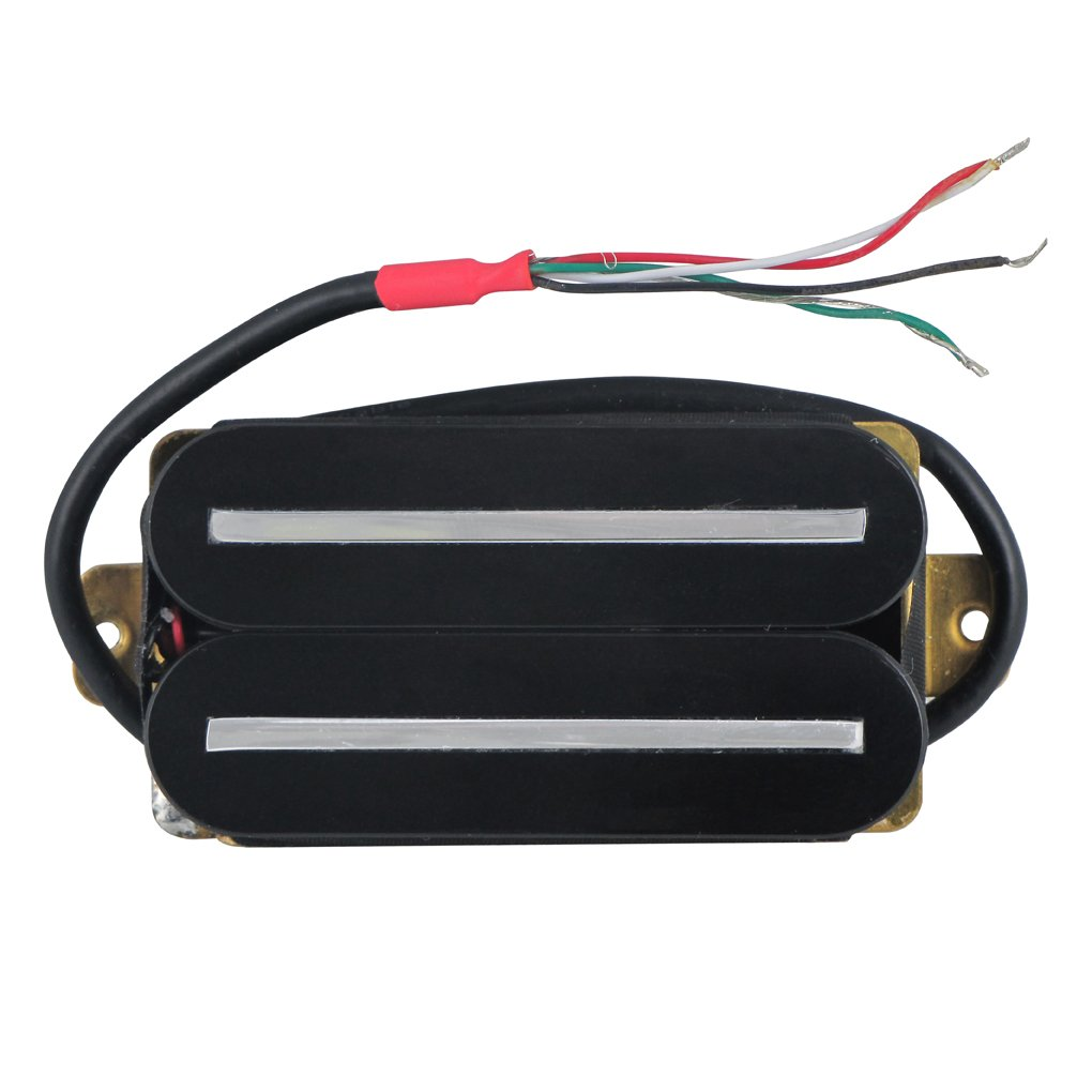 Cheap Pickup Rail Find Deals On Line At Alibabacom Hot Wiring Guitar Pickups Get Quotations Fleor High Output Dual Humbucker 57mm Ceramic Electric With