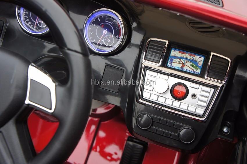 Hot sale licensed mercedes benz baby car gl63 buy for Mercedes benz baby car