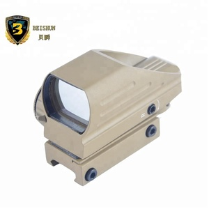 Sand Color Holographic Red Green Dot Sollimator Sight Hunting Vector Riflescope Sniper Tactical