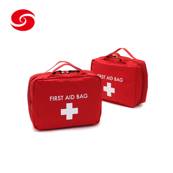 Cheap home use polyester first aid bag