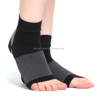 hot selling High quality Foot Compression Sleeves Toeless Socks Relieves Pain of Plantar Fasciitis