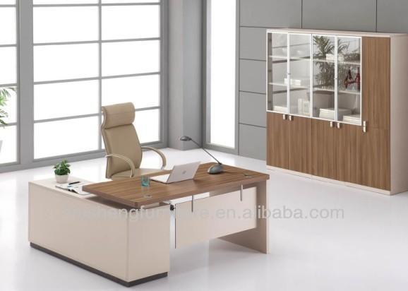 Mdf mobili per ufficio moderno high scrivania qualit for Mobili mdf