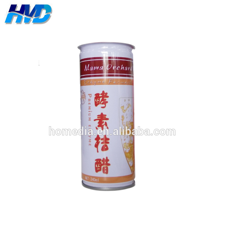 Hot Sale Custom Standard Drink Tin Cans Sizes For Food Canning