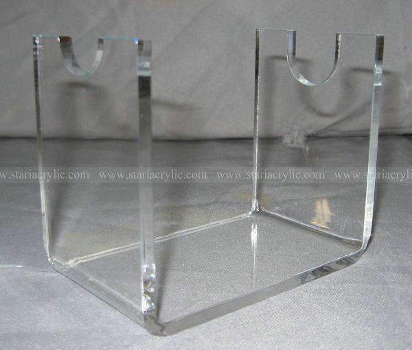 Acrylique Pistolet Stands Lucite 233 P 233 E Porte Plexiglas