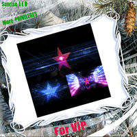 Five Star level indoor led rental display panel p2 p3 p6 for advertising, stage background live concert tour show