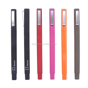 China pen factory name printed ballpoint pen