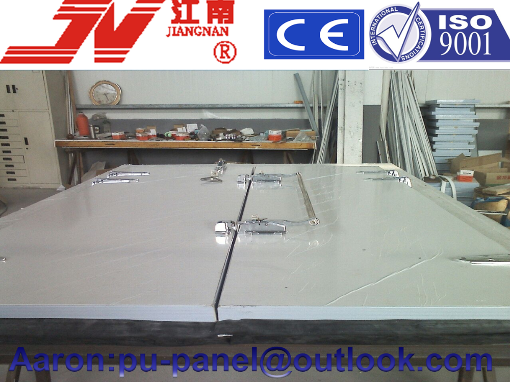 Automatic cold storage door made in China