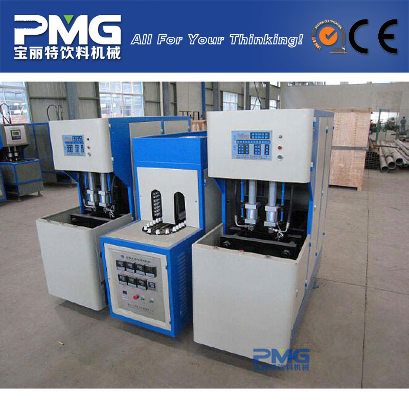 Pmg-mg-880-ii Semi Automatic Blowing Moulding Machine For Pet ...