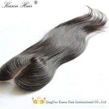 Wholesale Best Quality Lace Front Closure Grade 7A Silk Straight Malaysian Lace Closure Piece
