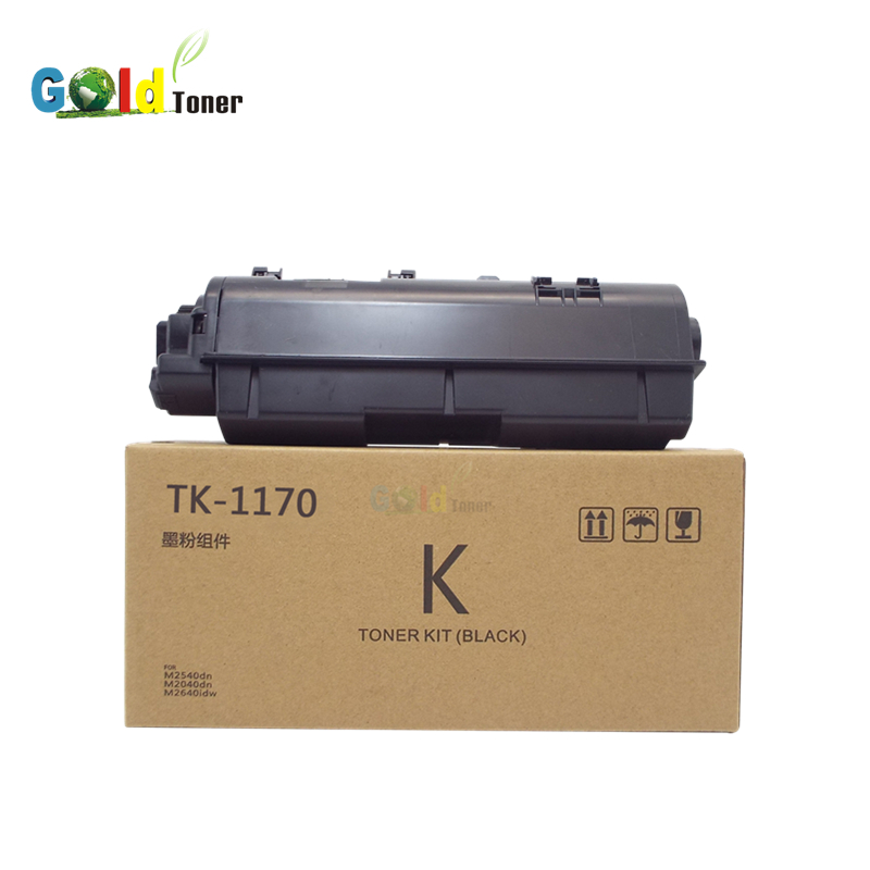 TK1170 for Kyocera ECOSYS M2040 M2540dn M2640idw Compatible Toner Cartridges