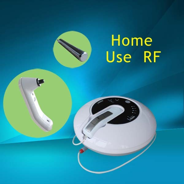 Anti-aging radio frequency at home skin tightening machine