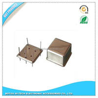 DC Line filters metal enclosure