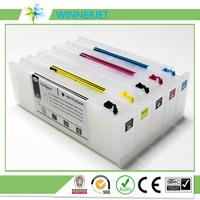 china wholesale refillable ink cartridge for Epson SC T3000 printer inkjet