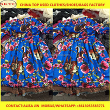 Assorted used clothing and shoes companies China second hand export clothes hot selling in Africa