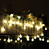 Led Curtain String Lamp Christmas And Halloween Decoration ...