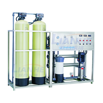 Mineral Water Machine for Small Industries Water Treatment Equipment /Water Filter System